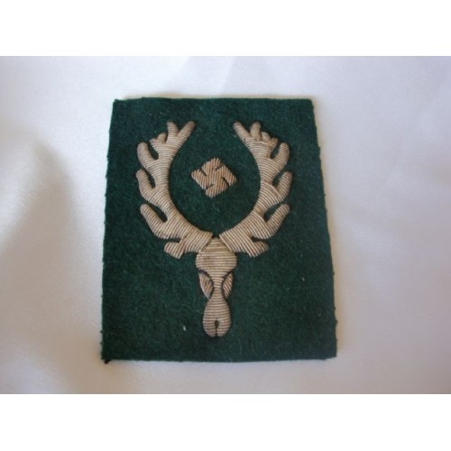 Deutsche Jägerschaft Sleeve Patch # 2668