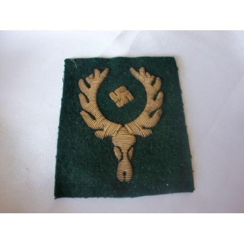 Deutsche Jägerschaft Sleeve Patch  # 2669