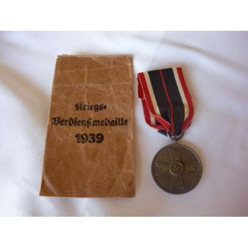 War Merit Medal # 2673