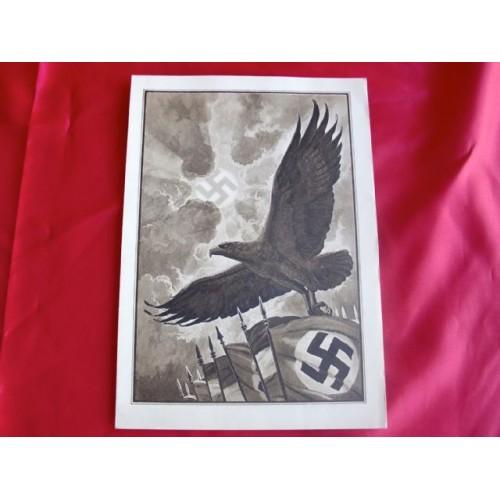Deutsche Reichspost Telegramm # 2681