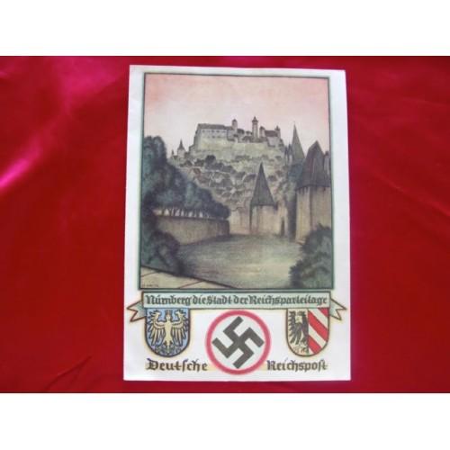 Deutsche Reichspost Telegramm  # 2698