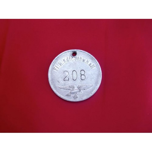 Luftwaffe Token # 2742