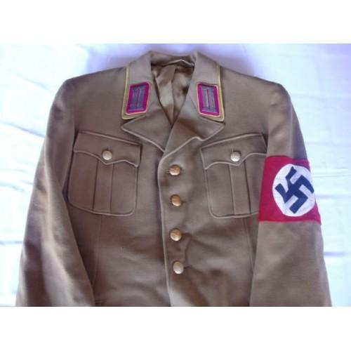 Reich Level Amtsleiter Tunic # 2747