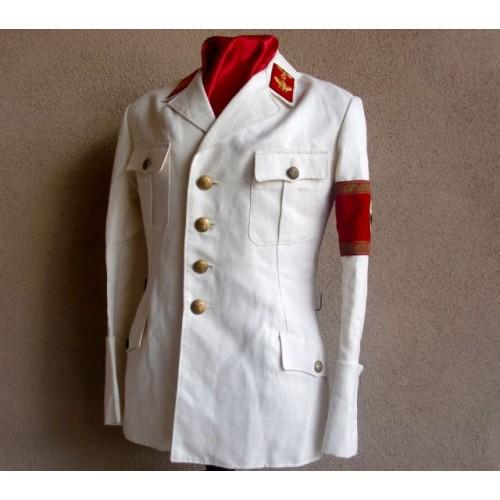 Gau White Hauptamtsleiter Tunic # 2752