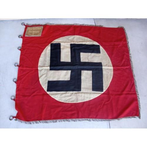 Ortsgruppe Political Flag # 2760
