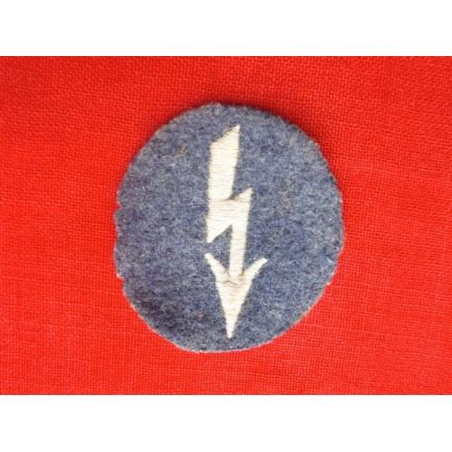 Signals Cloth Badge     # 2770