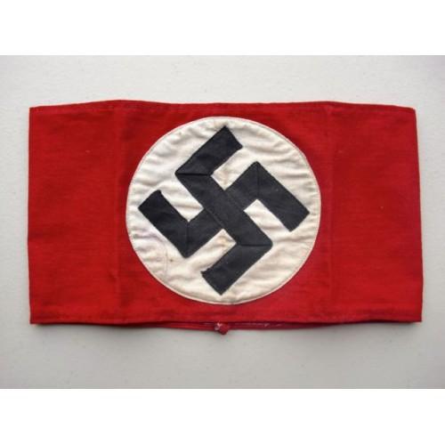 NSDAP armband # 2783