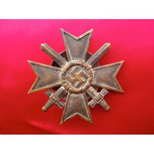 War Merit Cross 1st Class with Swords  # 2784