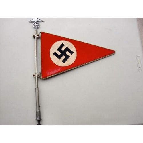 NSDAP Pennant # 2785