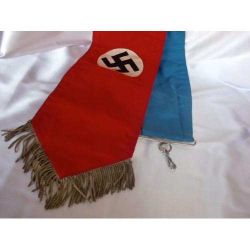 1937 Stuttgart Sash # 2797
