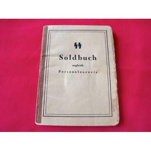 SS Soldbuch # 2805