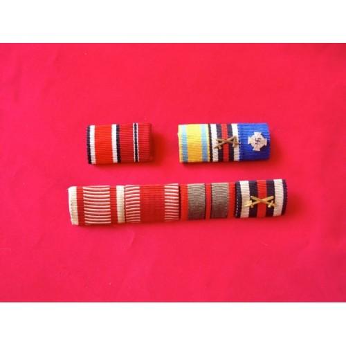 3 Ribbon Bars # 2810