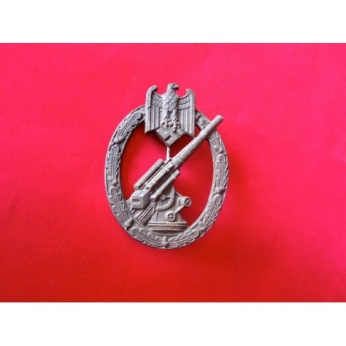 Army Flak Badge # 2812