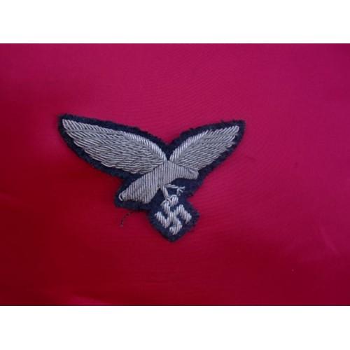 Luftwaffe Officer's Breast Eagle # 2826