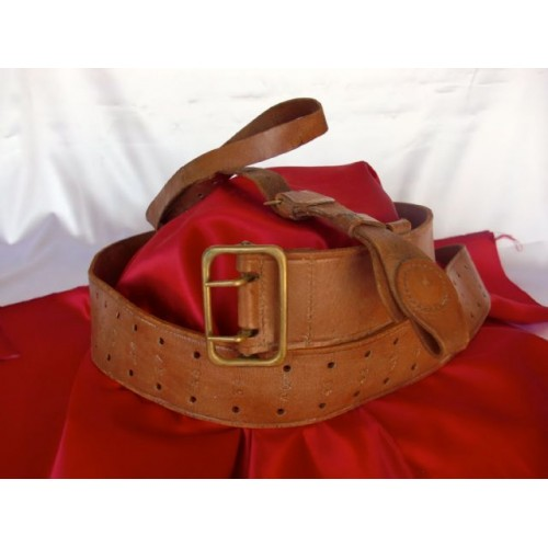 Tailors Belt & Cross Strap # 2859