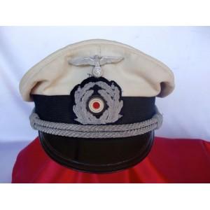 Kriegsmarine Admin Visor # 2869