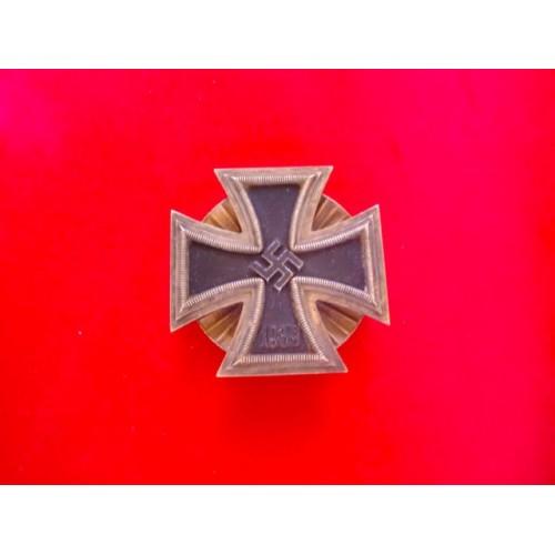 Iron Cross 1st Class, 1939    # 2876