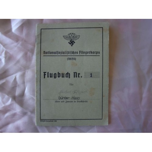 NSFK Flugbuch # 2881