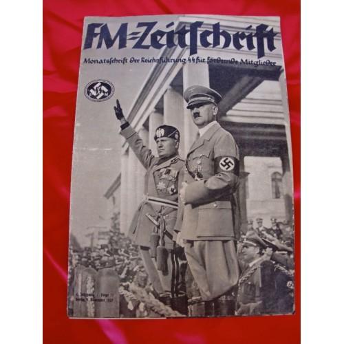 FM Zeitschrift Magazine      # 2886