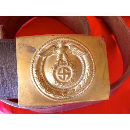 SA Belt & Buckle # 2915