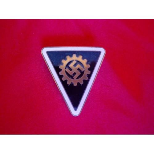 Women's Kreis DAF Badge # 2930