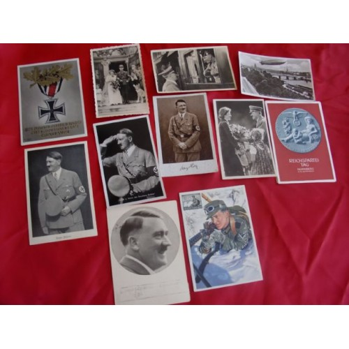 12 lot Postcard Group # 2934