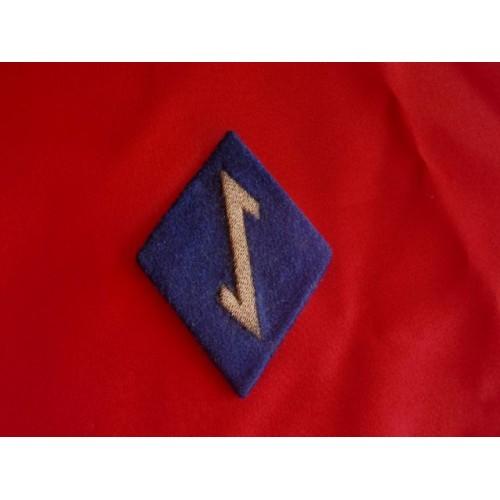 HJ Adjutant Sleeve Diamond # 2935
