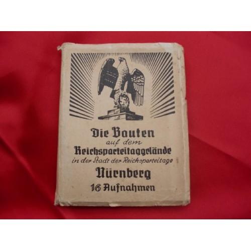 Reichsparteitaggelände in der Stadt der Reichsparteitage Nürnberg # 2942