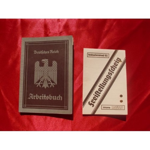 Arbeitsbuch Booklets # 2962