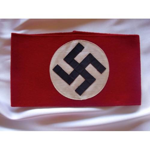 NSDAP armband # 2968