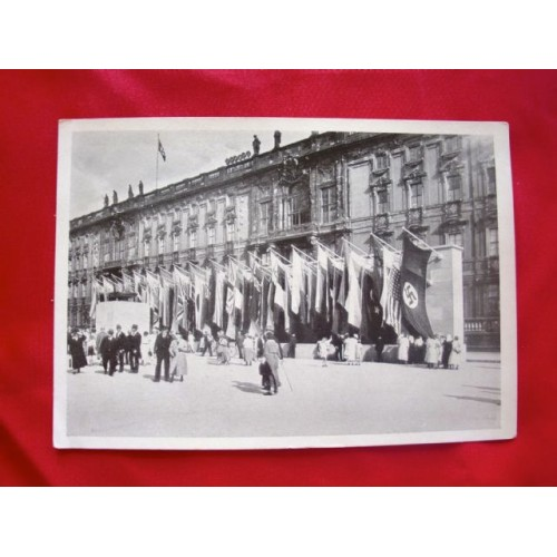 Berlin 1936 Olympic Display Postcard # 2969