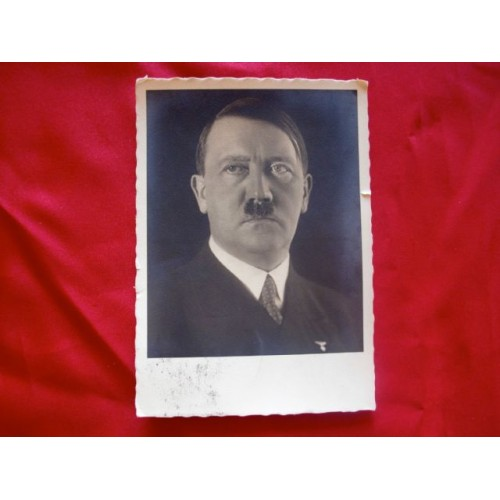 Adolf Hitler Postcard # 2973