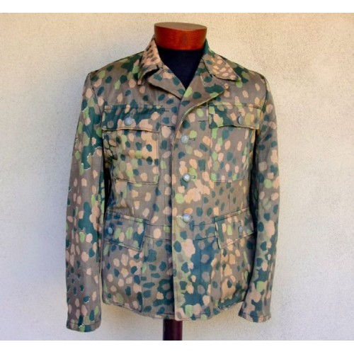 SS Camouflage Tunic # 2984