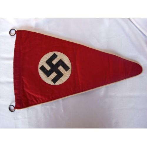 NSDAP Pennant   # 3015