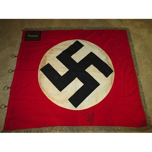 NSDAP Party Standarte of France # 3023