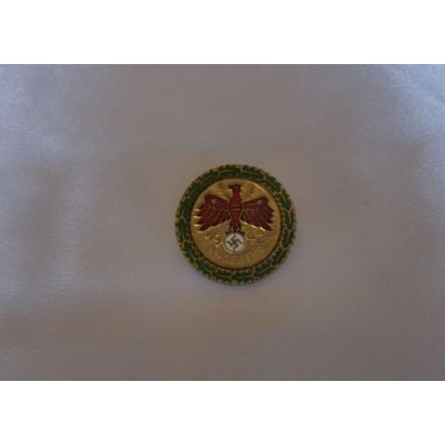 Tirolian Shooting Badge # 3048
