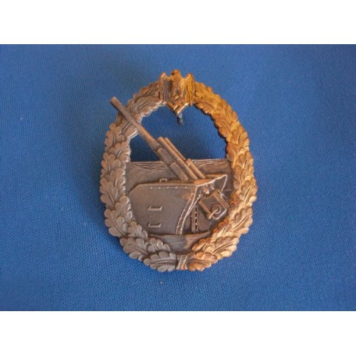 Coastal Artillery Badge # 3071