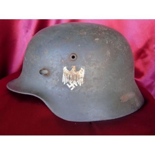 M35 Helmet # 3117