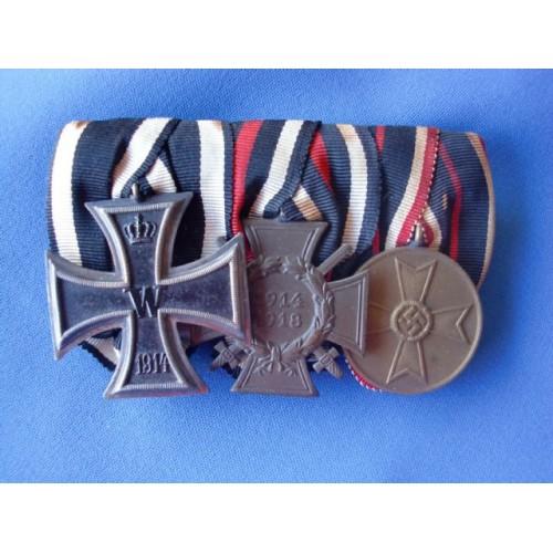 3 Medal Medal Bar # 3127