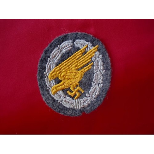 Paratroopers Badge # 3131