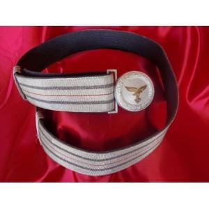 Luftwaffe Brocade Belt & Buckle # 3143