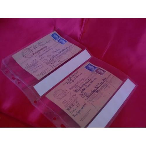 Postal Money Orders # 3154