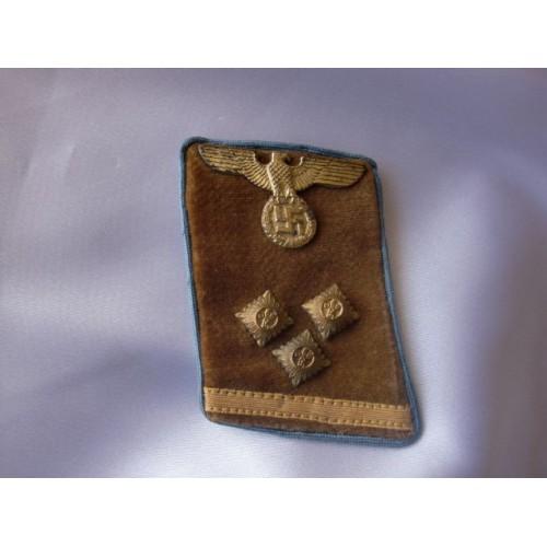 Ortsgruppe Level Tabs 1939-1945  # 3165