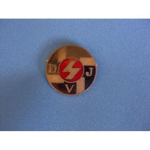 DJV Badge  # 3190