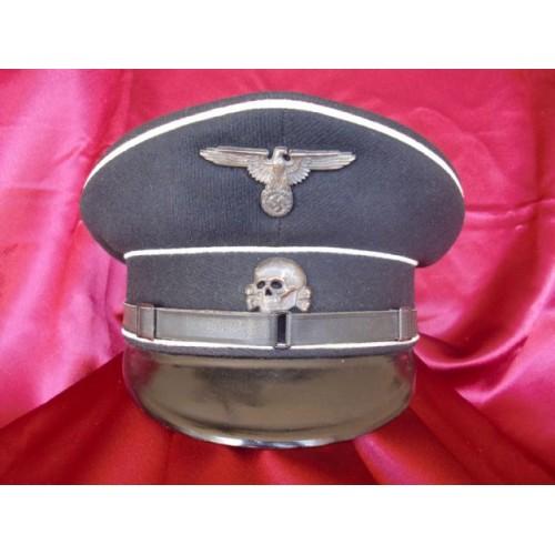 Allgemeine SS EM/NCO Visor  # 3223