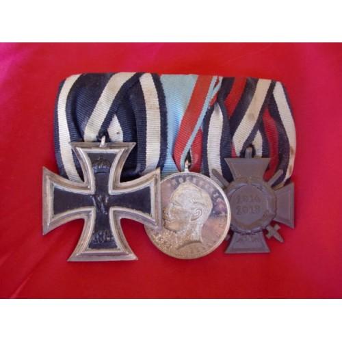 3 Medal Medal Bar  # 3233