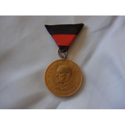 Hitler Medallion # 3241