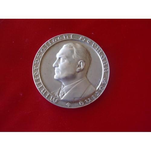 Göring Medallion  # 2182