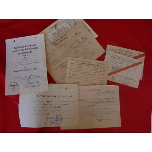 Assorted Documents # 3254