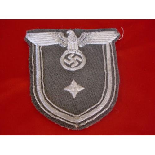 Diplomatic Sleeve Eagle # 3259